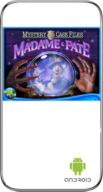Mystery Case Files 04 - Madame Fate (Android)