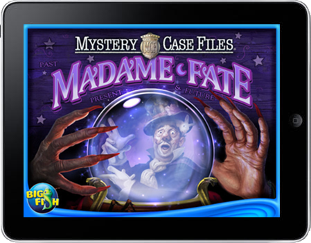 Mystery Case Files 04 - Madame Fate (iPad)