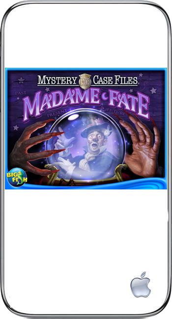 Mystery Case Files 04 - Madame Fate (iPhone)