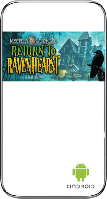 Mystery Case Files 05 - Rückkehr nach Ravenhearst (Android) Lösung, Saves, Review, Demo, Trailer, Sample, Screenshots, Patch, News, Preview, Interview, etc.