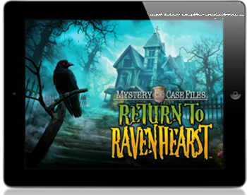 Mystery Case Files 05 - Rückkehr nach Ravenhearst (iPhone & iPad) Lösung, Saves, Review, Demo, Trailer, Sample, Screenshots, Patch, News, Preview, Interview, etc.