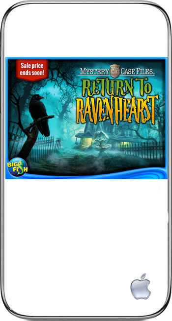 Mystery Case Files 05 - Rückkehr nach Ravenhearst (iPhone)