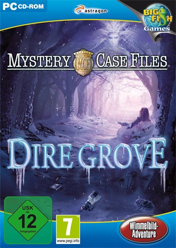 Mystery Case Files 06 - Dire Grove