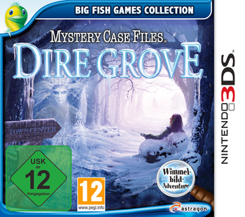 Mystery Case Files 06 - Dire Grove (Nintendo 3DS)