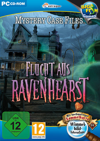 Mystery Case Files 08 - Flucht aus Ravenhearst Lösung, Saves, Review, Demo, Trailer, Sample, Screenshots, Patch, News, Preview, Interview, etc.