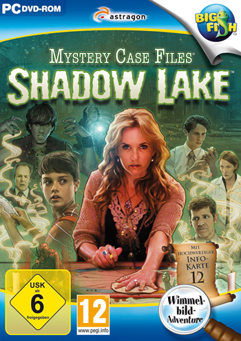 Mystery Case Files 09 - Shadow Lake Lösung, Saves, Review, Demo, Trailer, Sample, Screenshots, Patch, News, Preview, Interview, etc.