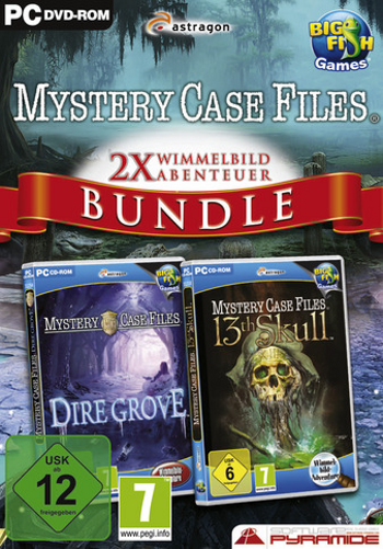 Mystery Case Files - Bundle 2