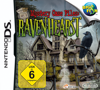 Mystery Case Files 03 - Ravenhearst (Nintendo DS) Lösung, Saves, Review, Demo, Trailer, Sample, Screenshots, Patch, News, Preview, Interview, etc.