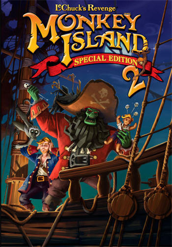 Monkey Island 2 - LeChuck's Revenge (Special Edition)