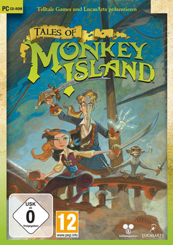 Tales of Monkey Island (Nintendo Wii) L�sung, Saves, Review, Demo, Trailer, Sample, Screenshots, Patch, News, Preview, Interview, etc.