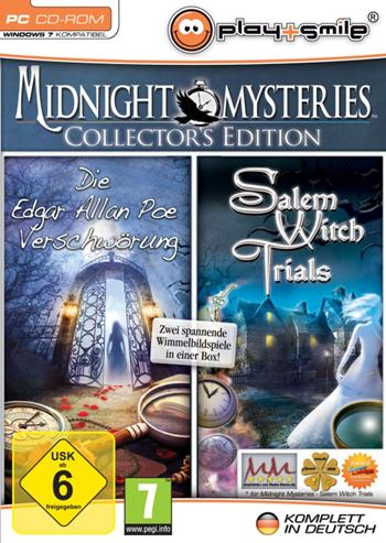 Midnight Mysteries Collector's Edition