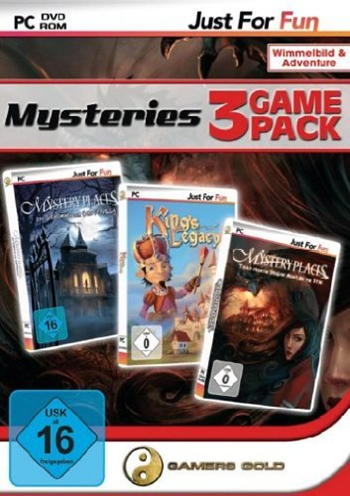 Mysteries Game Pack 1
