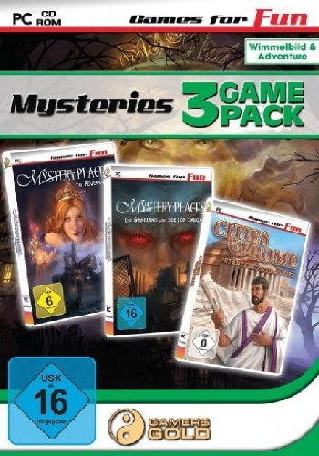 Mysteries Game Pack 3
