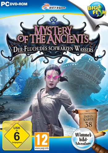 Mystery of the Ancients 2 - Der Fluch des Schwarzen Wassers Lösung, Saves, Review, Demo, Trailer, Sample, Screenshots, Patch, News, Preview, Interview, etc.