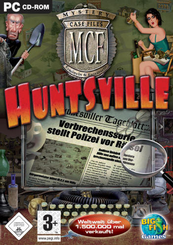 Mystery Case Files 01 - Huntsville
