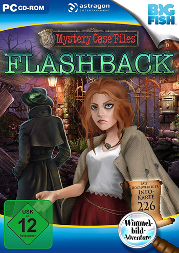 Mystery Case Files 17 - Flashback