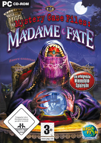 Mystery Case Files 04 - Madame Fate