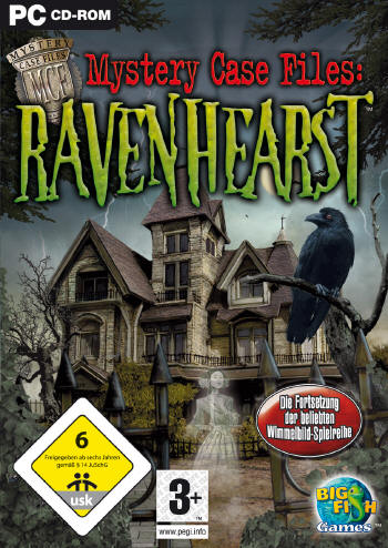 Mystery Case Files 03 - Ravenhearst
