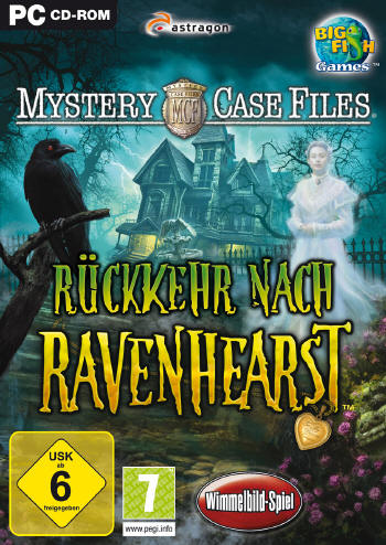 Mystery Case Files 05 - Rückkehr nach Ravenhearst Lösung, Saves, Review, Demo, Trailer, Sample, Screenshots, Patch, News, Preview, Interview, etc.