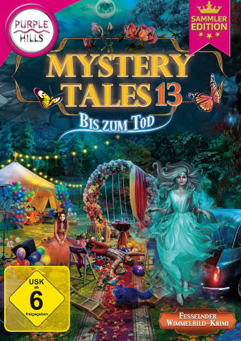 Mystery Tales 13 - Til Death