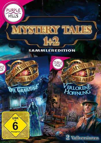 Mystery Tales 01 + 02