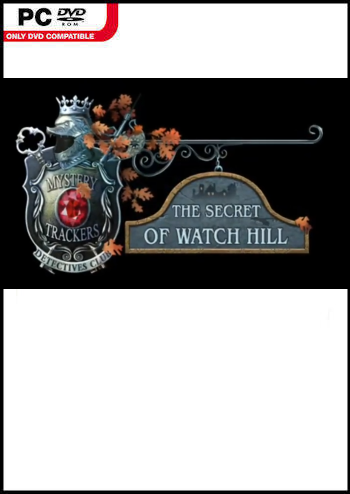 Mystery Trackers 17 - The Secret of Watch Hill