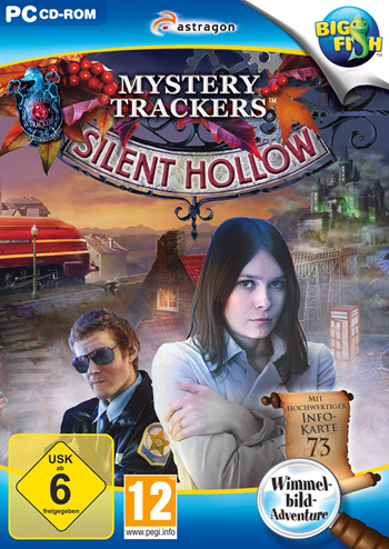 Mystery Trackers 05 - Silent Hollow Lösung, Saves, Review, Demo, Trailer, Sample, Screenshots, Patch, News, Preview, Interview, etc.