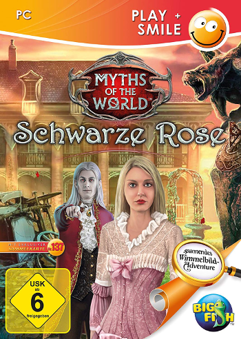 Myths of the World 05 - Schwarze Rose