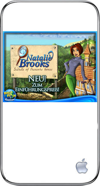 Natalie Brooks 1 - Secrets of Treasure House (iPhone)