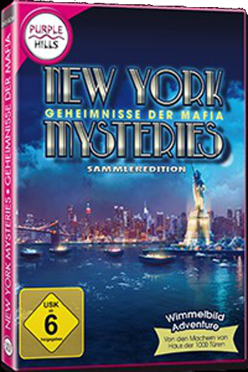 New York Mysteries 1 - Geheimnisse der Mafia Lösung, Saves, Review, Demo, Trailer, Sample, Screenshots, Patch, News, Preview, Interview, etc.
