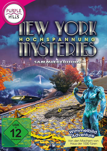 New York Mysteries 2 - Hochspannung Lösung, Saves, Review, Demo, Trailer, Sample, Screenshots, Patch, News, Preview, Interview, etc.