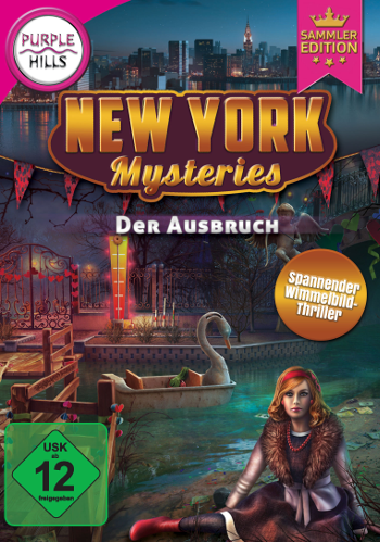 New York Mysteries 4 - Der Ausbruch Lösung, Saves, Review, Demo, Trailer, Sample, Screenshots, Patch, News, Preview, Interview, etc.
