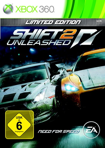 Need for Speed 17 - Shift 2 Unleashed (Limited Edition) (XBox 360)