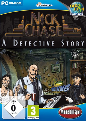 Nick Chase 1 - A Detective Story