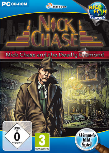 Nick Chase 2 - The Deadly Diamond
