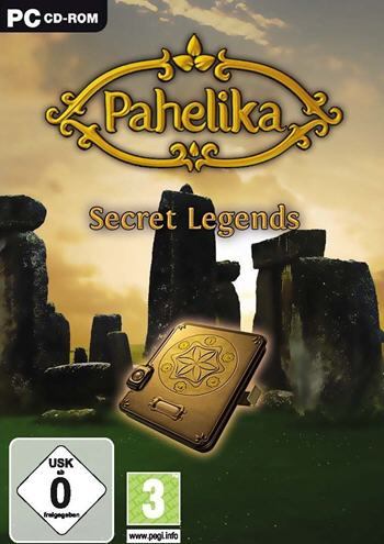 Pahelika 1 - Secret Legends