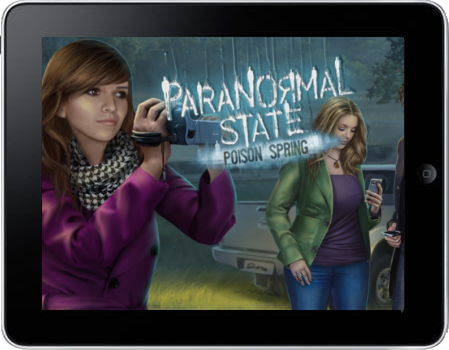 Paranormal State - Poison Spring (iPad)