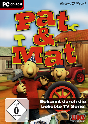 Pat & Mat L�sung, Saves, Review, Demo, Trailer, Sample, Screenshots, Patch, News, Preview, Interview, etc.