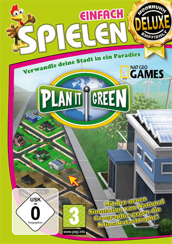 Plan It Green L�sung, Saves, Review, Demo, Trailer, Sample, Screenshots, Patch, News, Preview, Interview, etc.