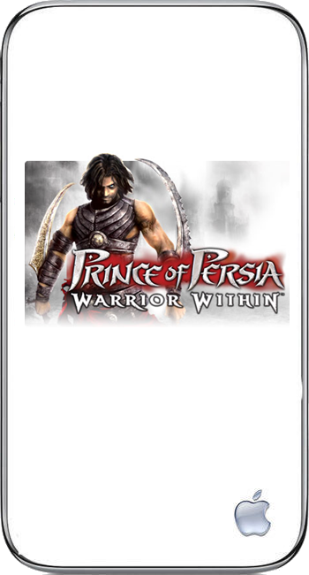 Prince of Persia 5 - Warrior within (iPhone)