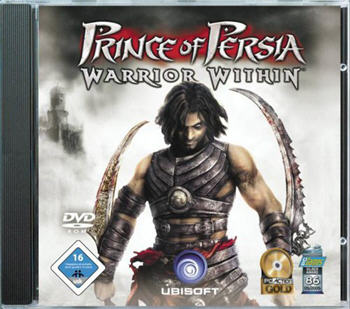 Prince of Persia 5 - Warrior within (Neuauflage 2005)