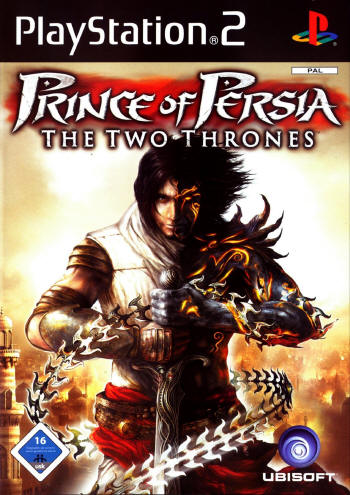 Prince of Persia 6 - The two Thrones (PlayStation 2)