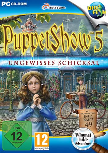 PuppetShow 05 - Ungewisses Schicksal Lösung, Saves, Review, Demo, Trailer, Sample, Screenshots, Patch, News, Preview, Interview, etc.