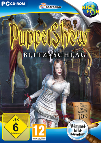 PuppetShow 06 - Blitzschlag Lösung, Saves, Review, Demo, Trailer, Sample, Screenshots, Patch, News, Preview, Interview, etc.