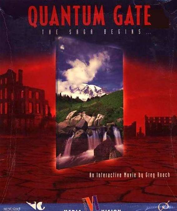 Quantum Gate 1 - The Saga begins