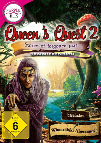 Queen's Quest 2 - Stories of Forgotten Past Lösung, Saves, Review, Demo, Trailer, Sample, Screenshots, Patch, News, Preview, Interview, etc.