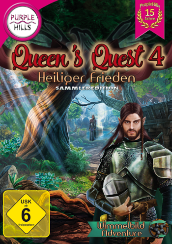 Queen's Quest 4 - Sacred Truce Lösung, Saves, Review, Demo, Trailer, Sample, Screenshots, Patch, News, Preview, Interview, etc.