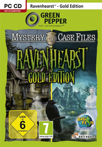 Mystery Case Files 03 - Ravenhearst (Neuauflage 2010)