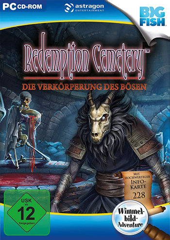 Redemption Cemetery 10 - Die Verkörperung des Bösen Lösung, Saves, Review, Demo, Trailer, Sample, Screenshots, Patch, News, Preview, Interview, etc.