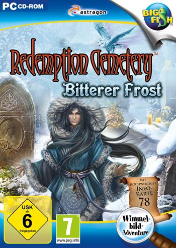 Redemption Cemetery 05 - Bitterer Frost